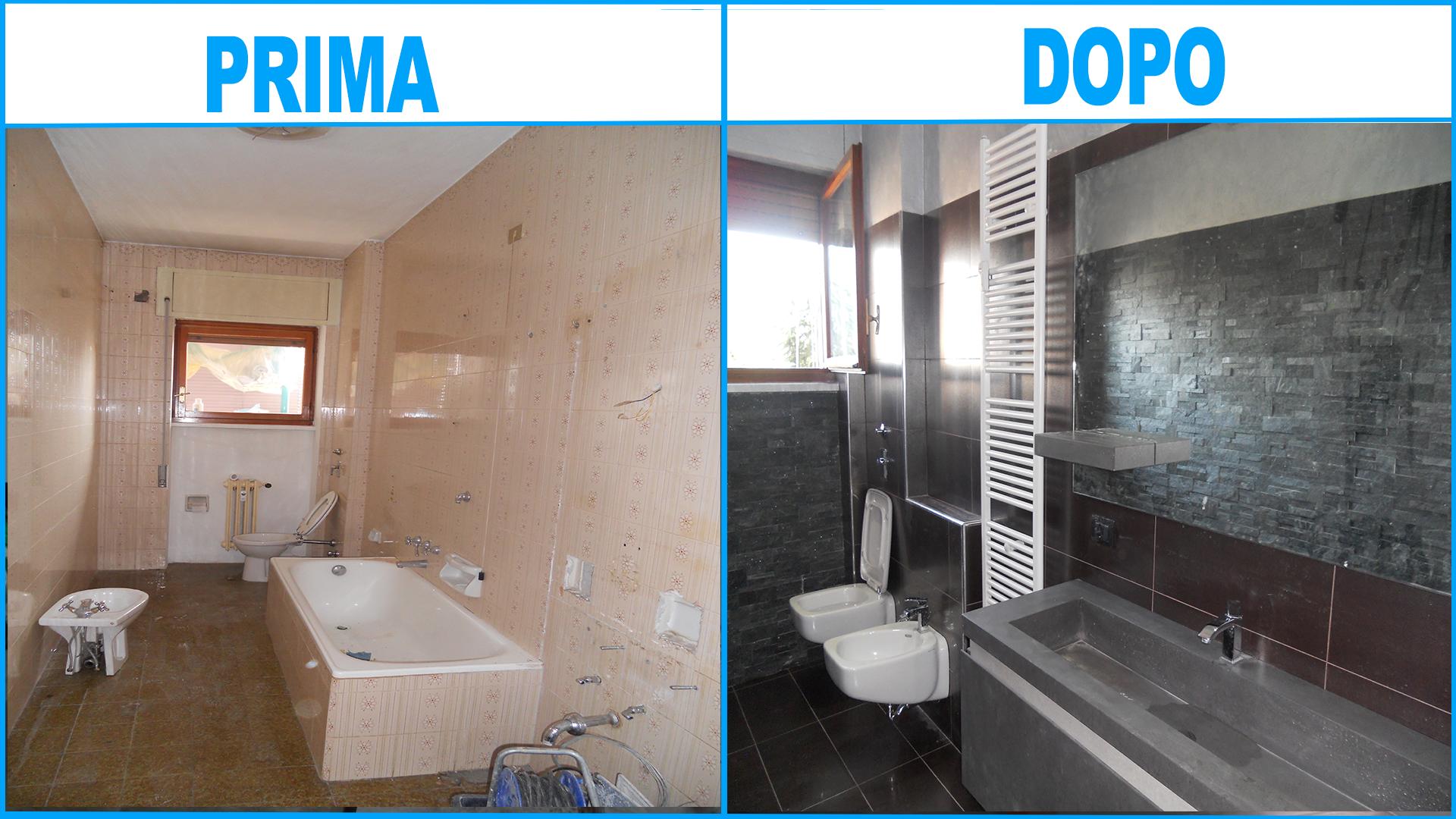Ristrutturazione Completa Del Bagno : Ristrutturazione bagno filippo service